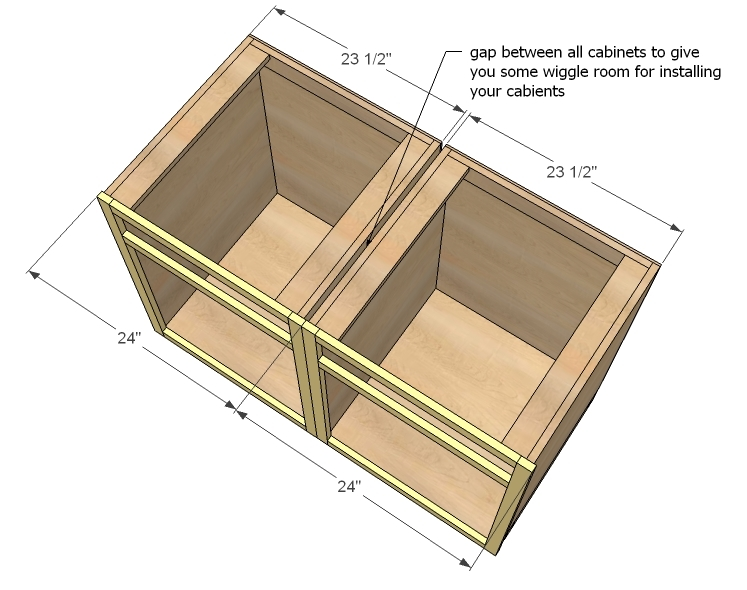 Kitchen Base Cabinets 101 Manual Guide
