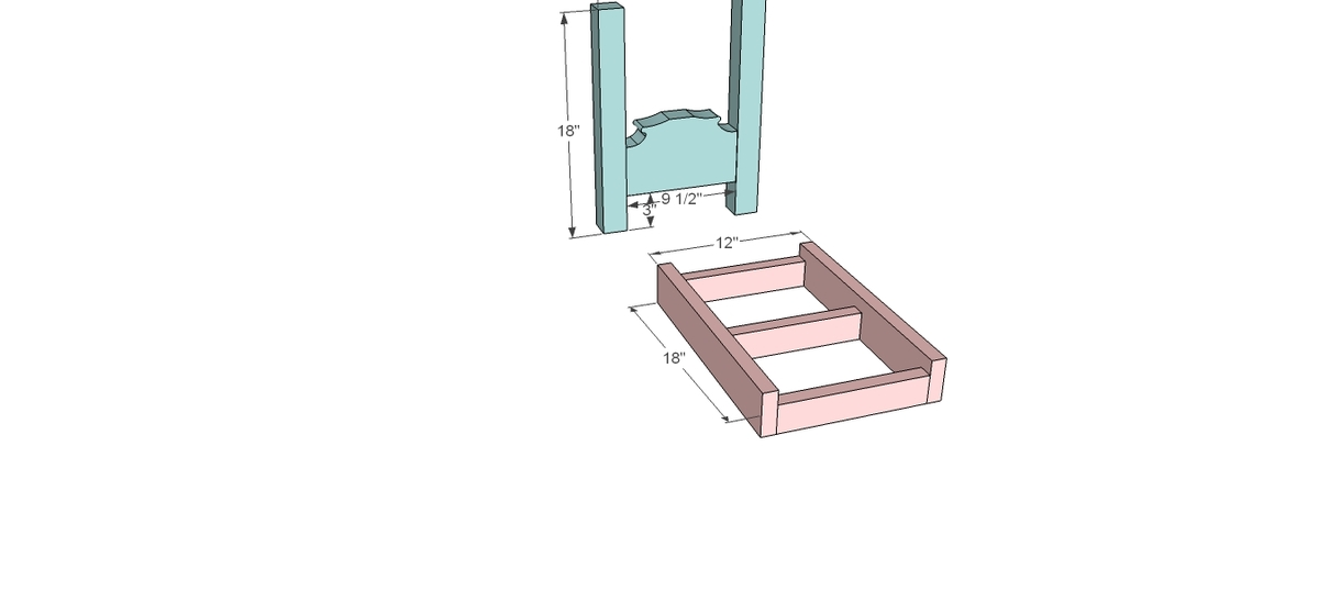 18 inch doll loft bed plans download 18 inch doll furniture plans img0
