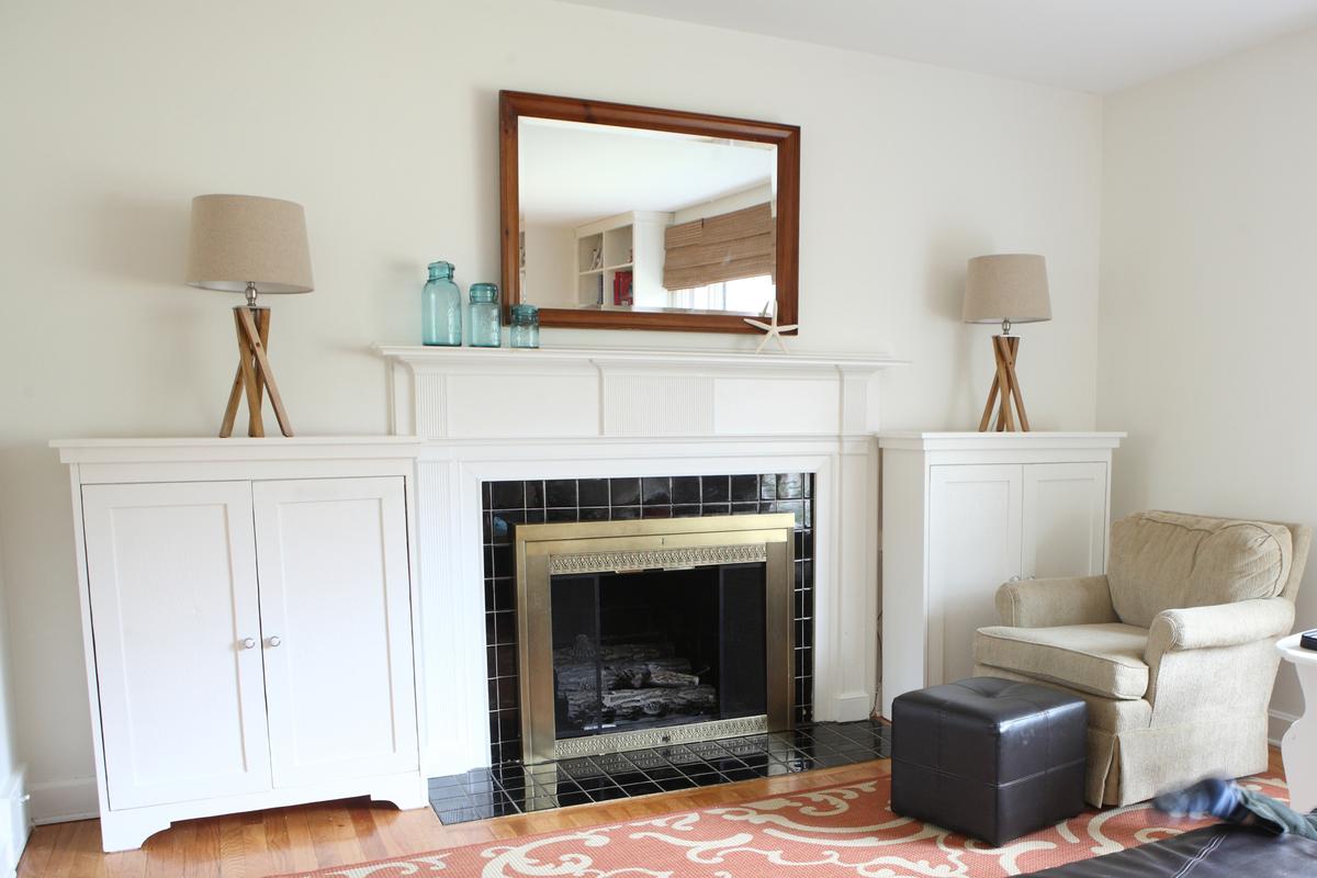 Freestanding Living Room Cabinets Ana
