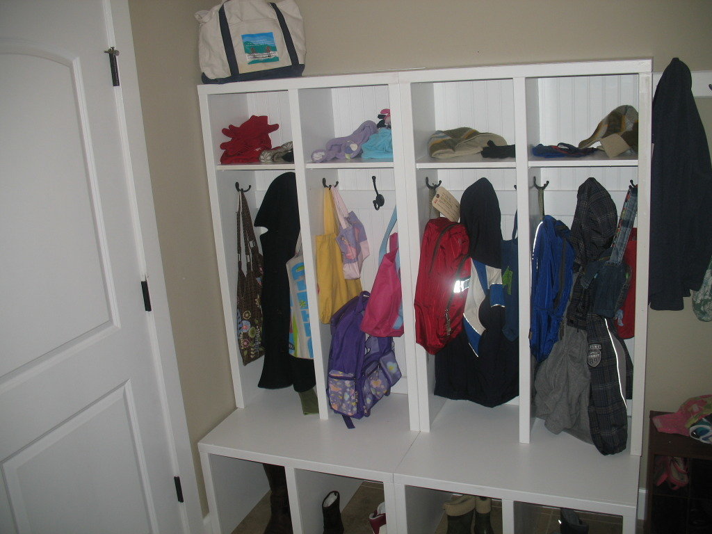 Lockers For Mudroom