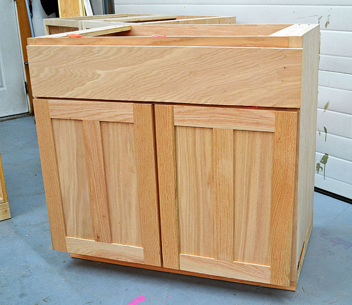 diy build kitchen cabinet doors ana white build a kitchen cabinet sink