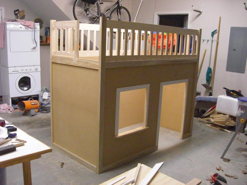Ana White | Another great Loft bed - DIY Projects