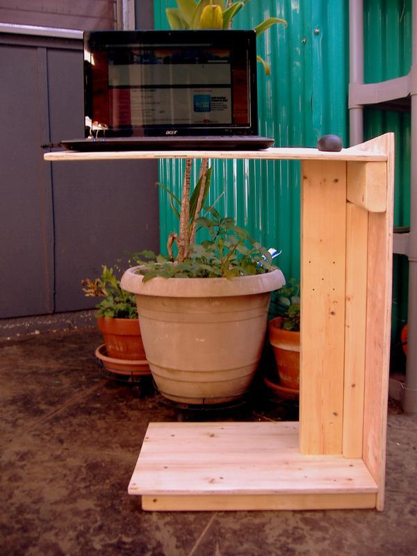 Barn Wood Night Stand