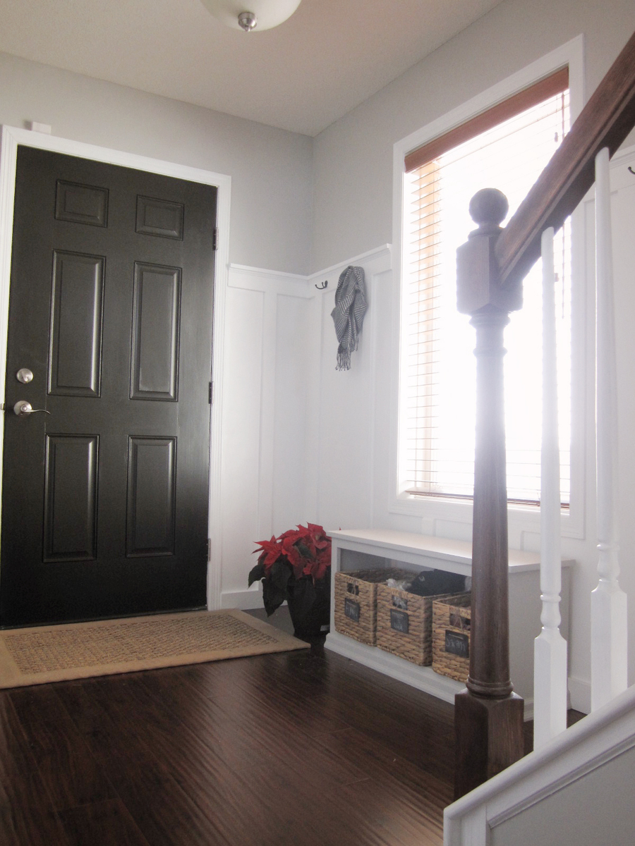 Foyer Mudroom Login : Ana white entryway bench diy projects