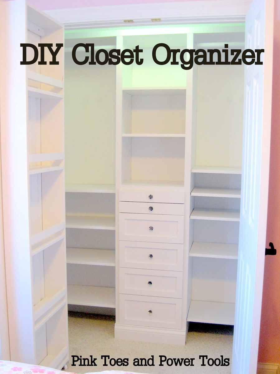 ana white closet organizer diy projects. Black Bedroom Furniture Sets. Home Design Ideas