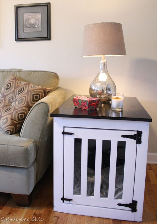 - Ana White Dog Kennel Coffee Table - DIY Projects