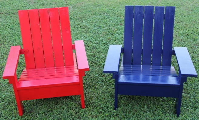 Fabulous Child Adirondack Chairs Ana White Andrewgaddart Wooden Chair Designs For Living Room Andrewgaddartcom