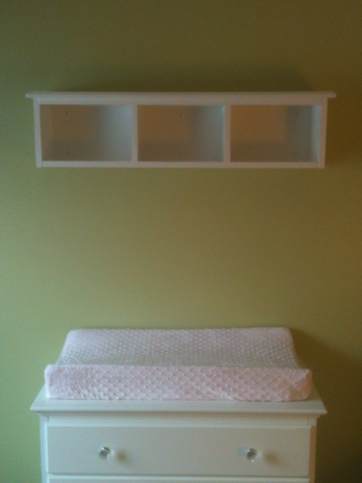 ana white modified entryway shelf diy projects