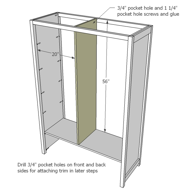 Wardrobe Closet Wardrobe Closet Plans Free