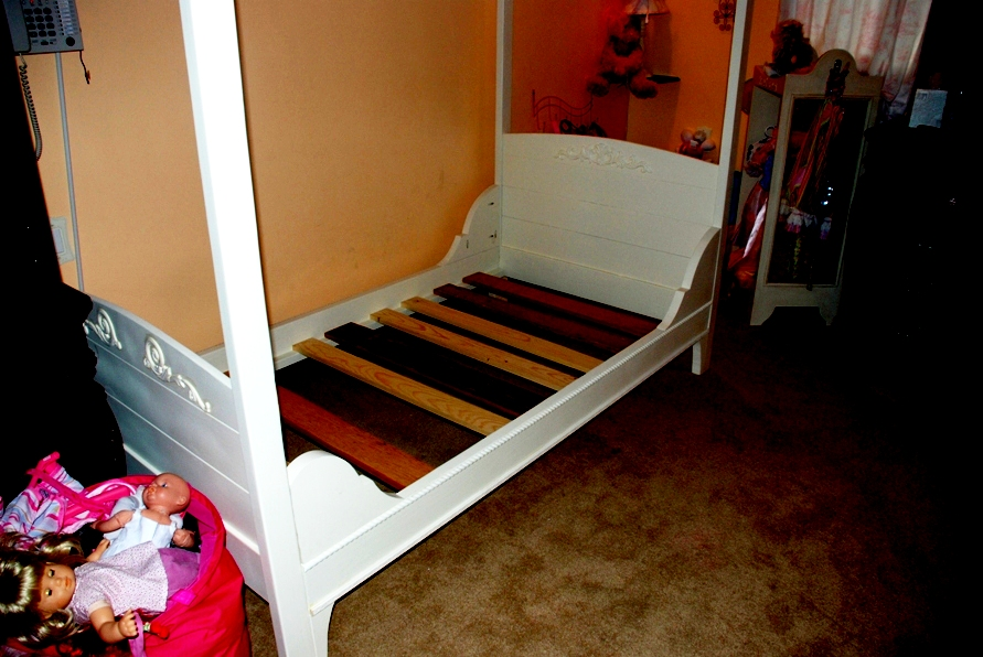 Ana White Lydia Twin Bed Diy Projects