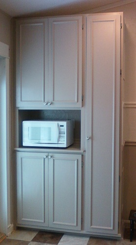 how to build kitchen pantry cabinet white pantry cabinet diy projects 16824