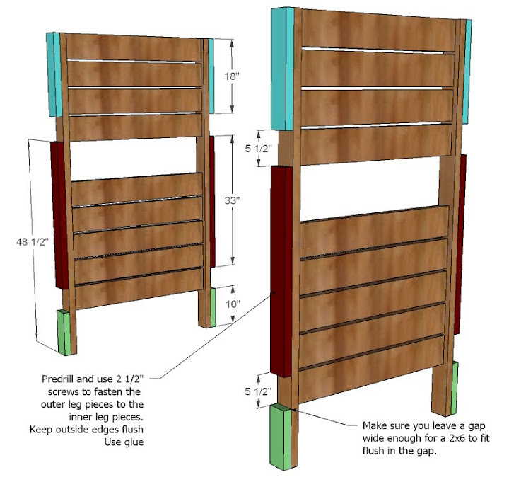 Free Bunk Bed Plans 2x4 | www.woodworking.bofusfocus.com