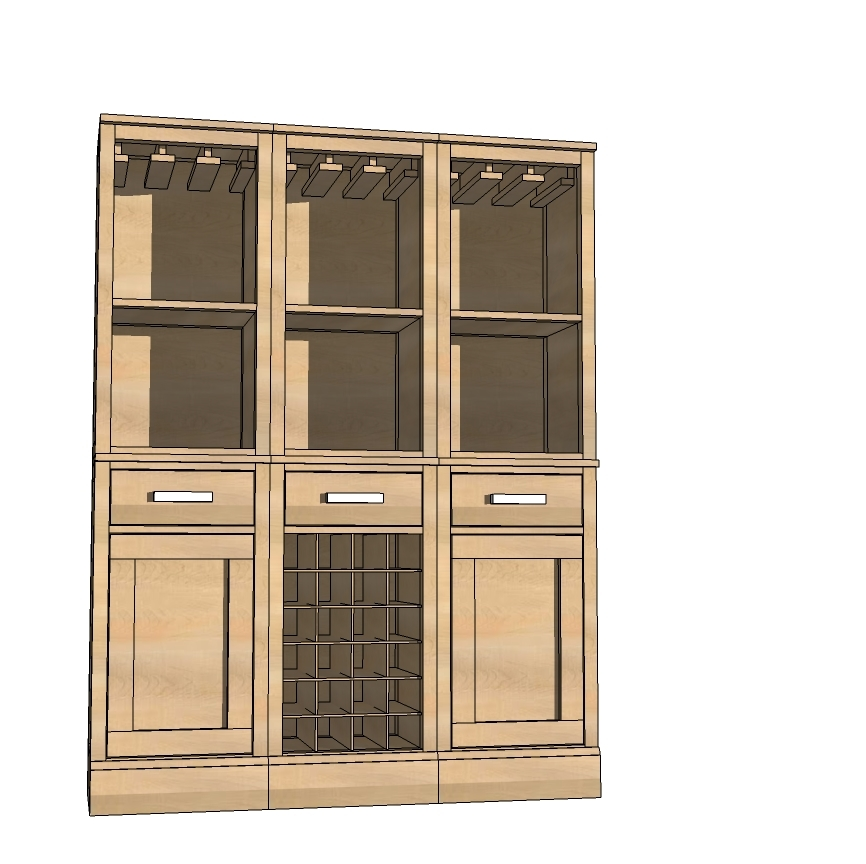 wooden plans for bar cabinet pdf plans