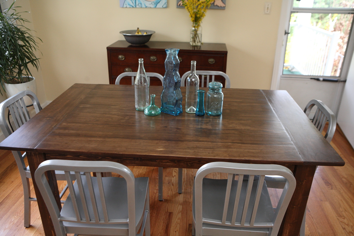 Attrayant Farmhouse Dining Table