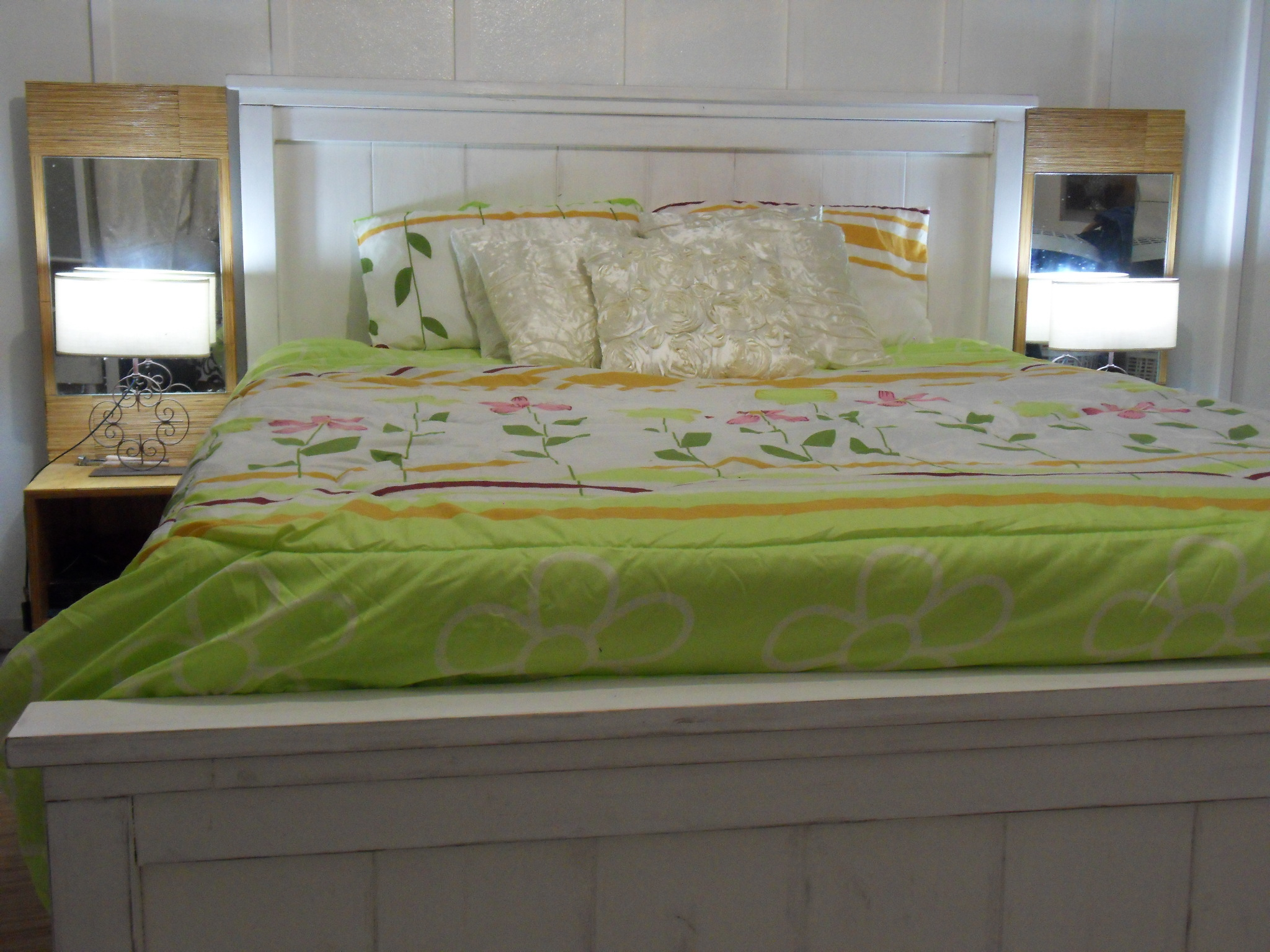 Ana White Bed With Storage For The Master Bedroom Diy