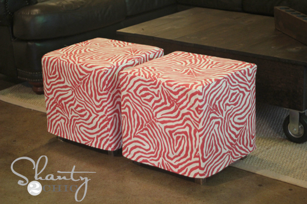 an error occurred - Storage Cube Ottoman