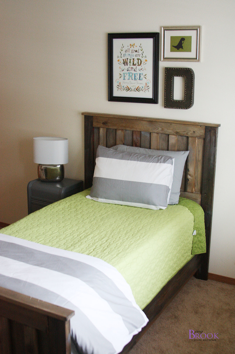 Kentwood Bed. How To Build Rustic ...