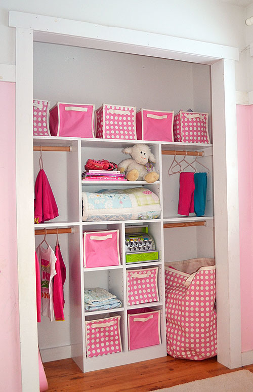 Make This Cute Closet Free Plans From Ana White