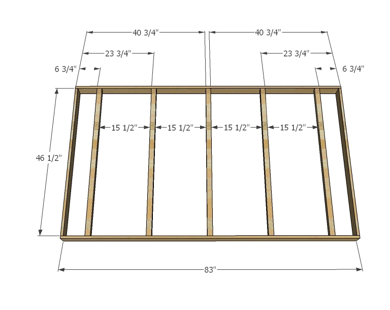 Ham building shed doors from plywood learn how for Rv storage building plans free