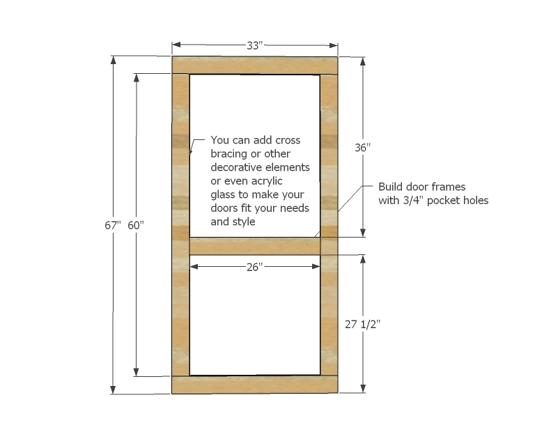 Small Storage Shed - Cedar   How To Build A Shed