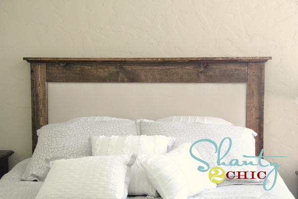 Ana White | Chestwick Upholstered Headboard- Queen - DIY Projects