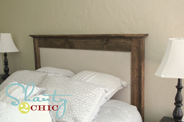 Uberlegen Chestwick Upholstered Headboard  Queen
