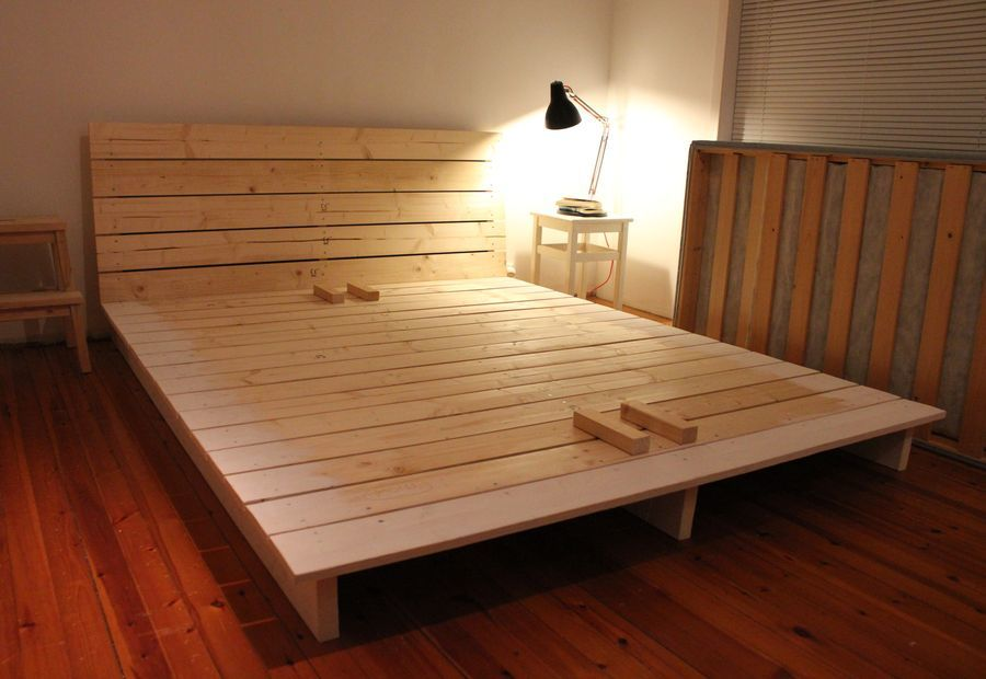 how to build a twin size platform bed with storage autos