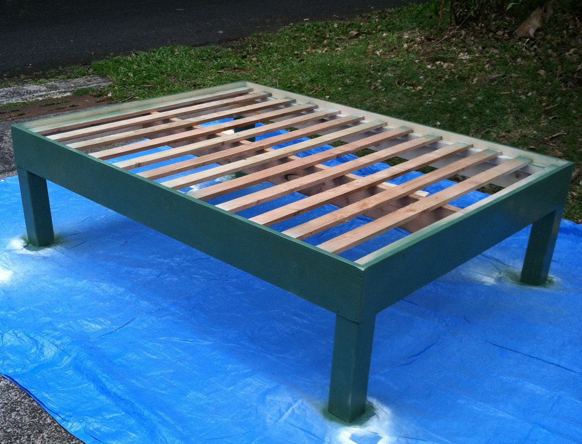 Diy Outdoor Daybed How To Build