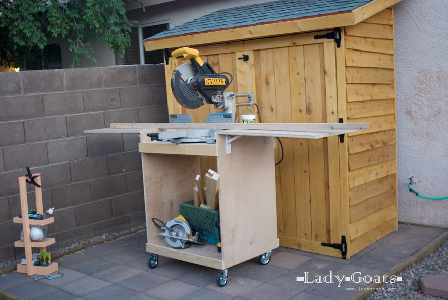 Download Mitre Saw Table Plans Plans Free