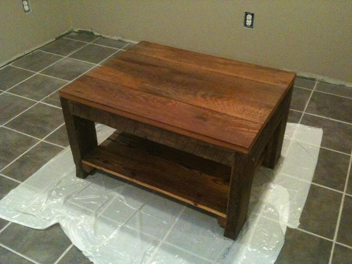 Ana White Barnwood Coffee Table Diy Projects