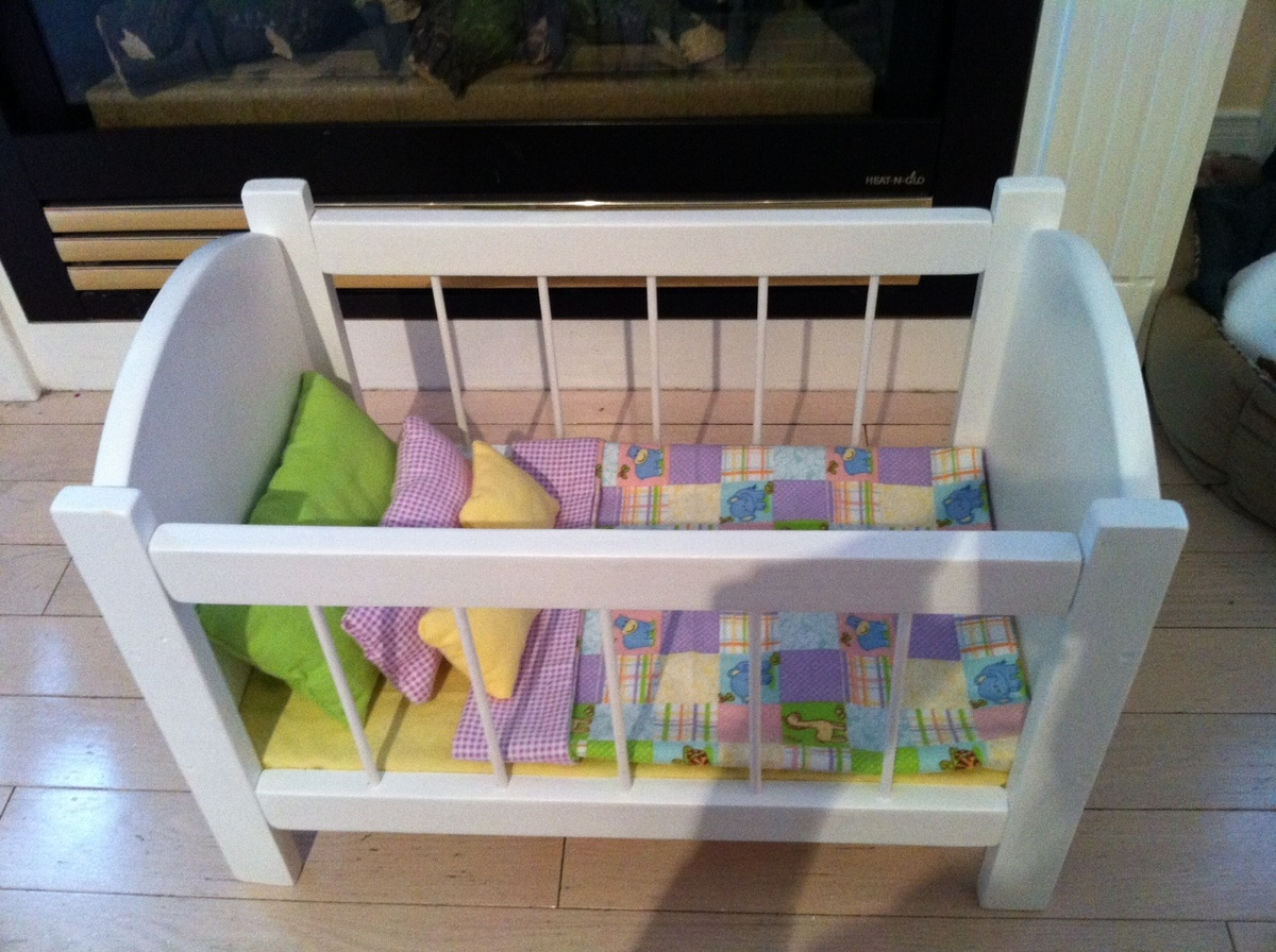Baby Doll Crib Ana White Baby