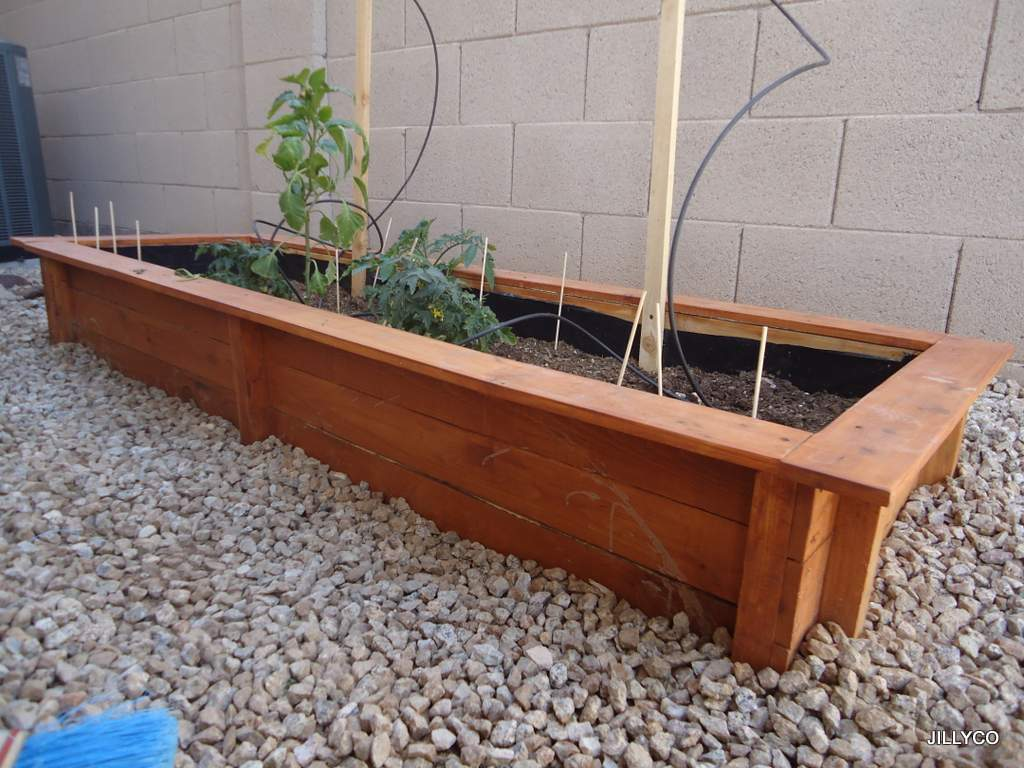 Ana White Raised Cedar Beds Diy Projects