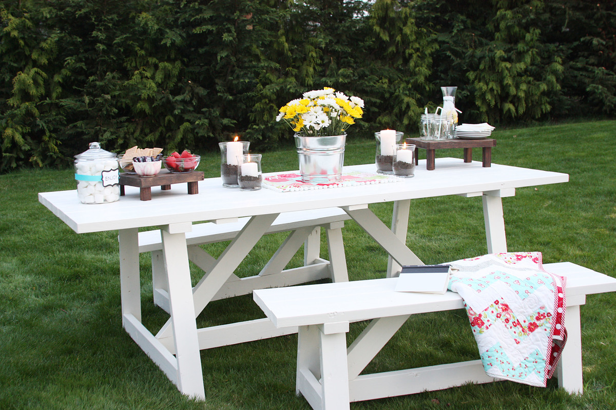 Providence Table. Ana White   Providence Table   DIY Projects