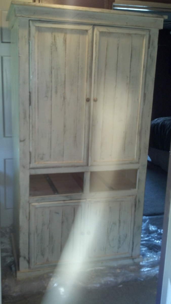 Ana White Armoire Diy Projects