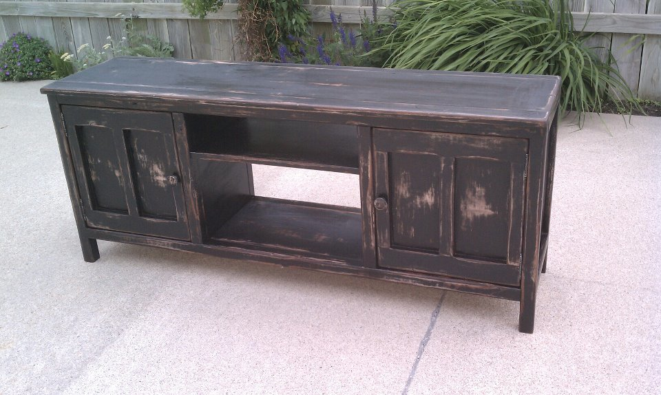 Ana White Black Rustic Diy Projects