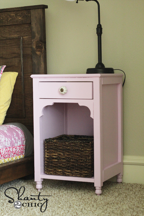 Ana white julia nightstand diy projects for Nightstand plans