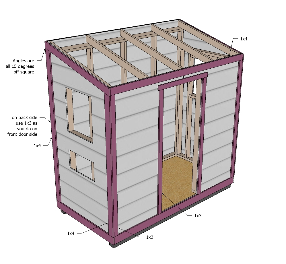 My easy garden shed designs shed plans for free for Gazebo plegable easy
