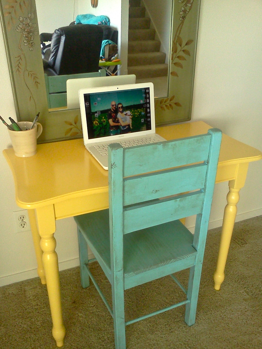 Ana White | Computer Desk and Chair - DIY Projects