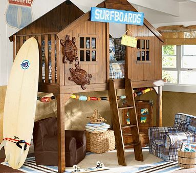 Ana White Surfer Shack Diy Projects