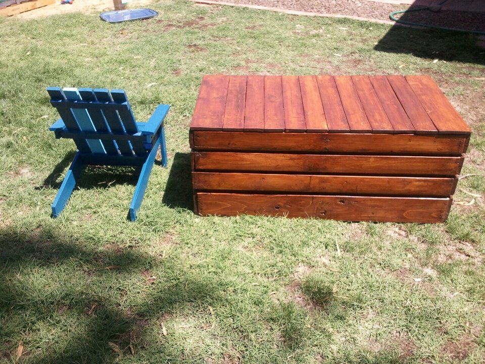 easy pallet furniture projects for novice trend home