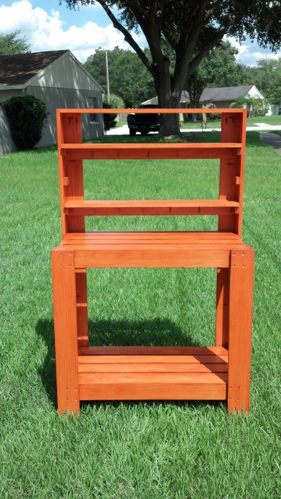 Ana White Potting Bench Diy Projects