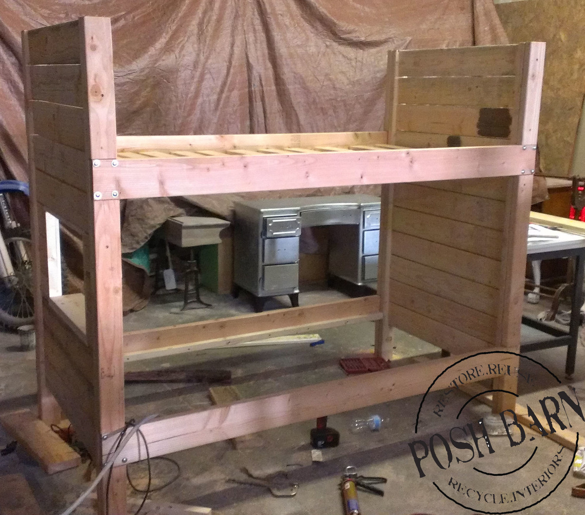 Ana White Bunk Bed Diy Projects