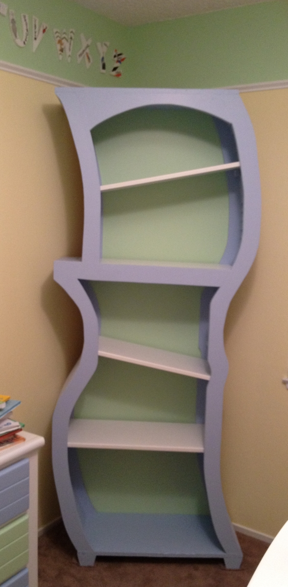 Ana White | Dr Seuss bookcase - DIY Projects
