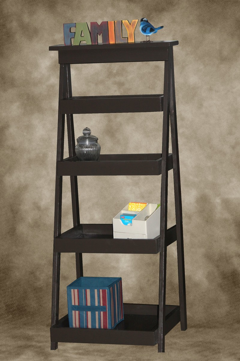 Ana White Ladder Shelf Diy Projects