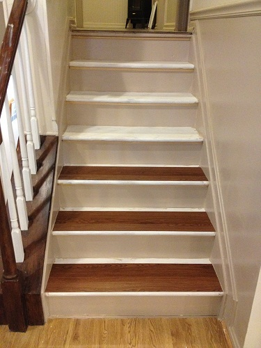 Ana White Refinished Stairs Diy Projects