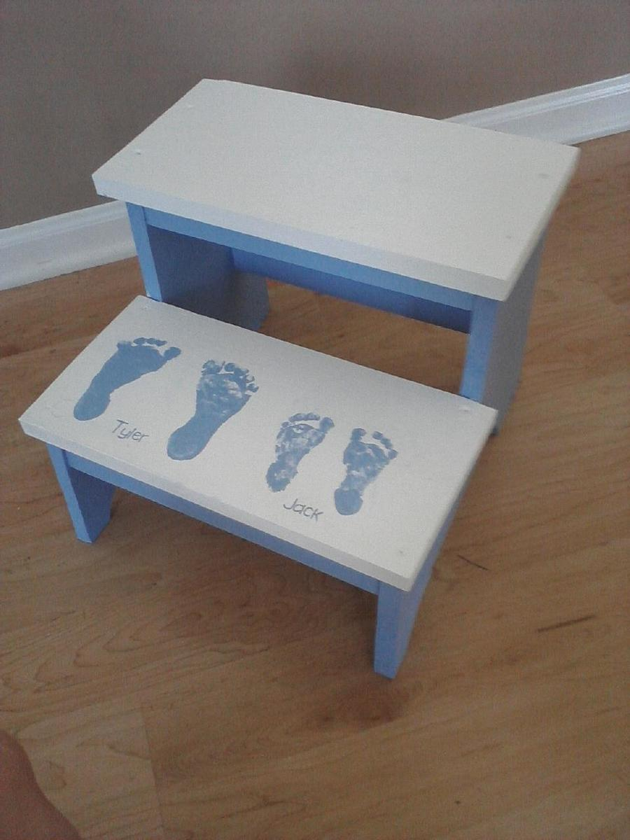 Super Footprint Step Stool Ana White Gmtry Best Dining Table And Chair Ideas Images Gmtryco