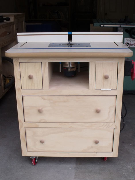 Wooden build a router table top pdf plans for How to make a router table