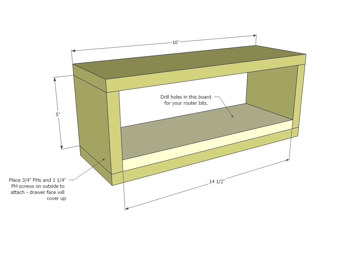 Ana white patricks router table plans diy projects step 2 instructions greentooth Gallery