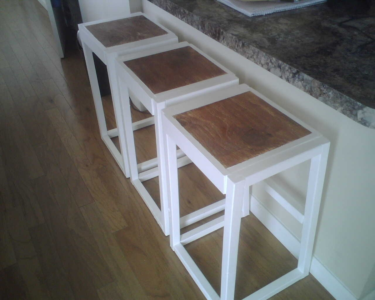 diy wood bar. Beginner Bar Stools Ana White  DIY Projects