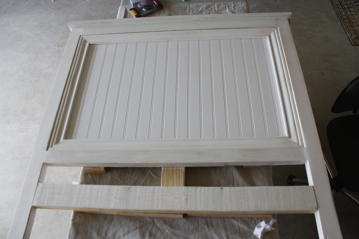 Ana White | Beadboard Fillman Platform Bed - Our First ...